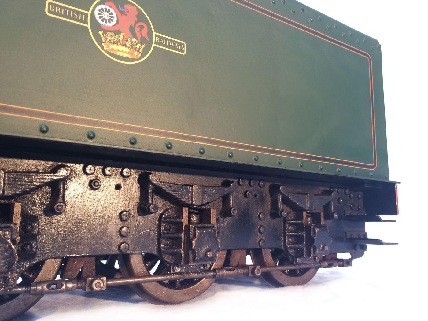 test 3 gauge LNER Thompton A1 Heilan Lassie for sale 17