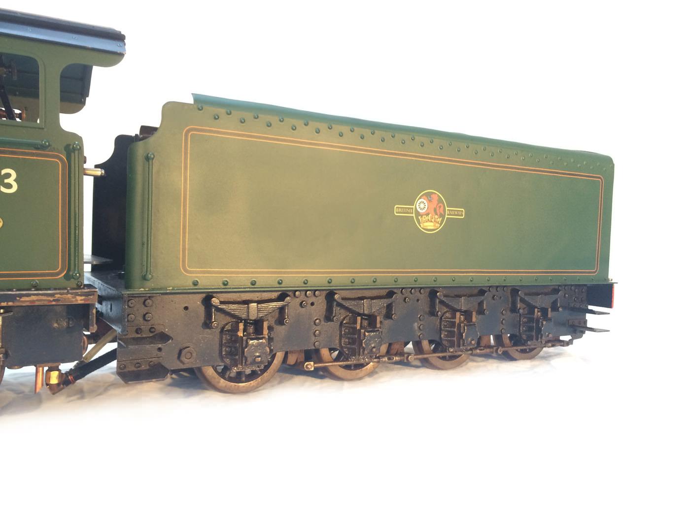 test 3 gauge LNER Thompton A1 Heilan Lassie for sale 19