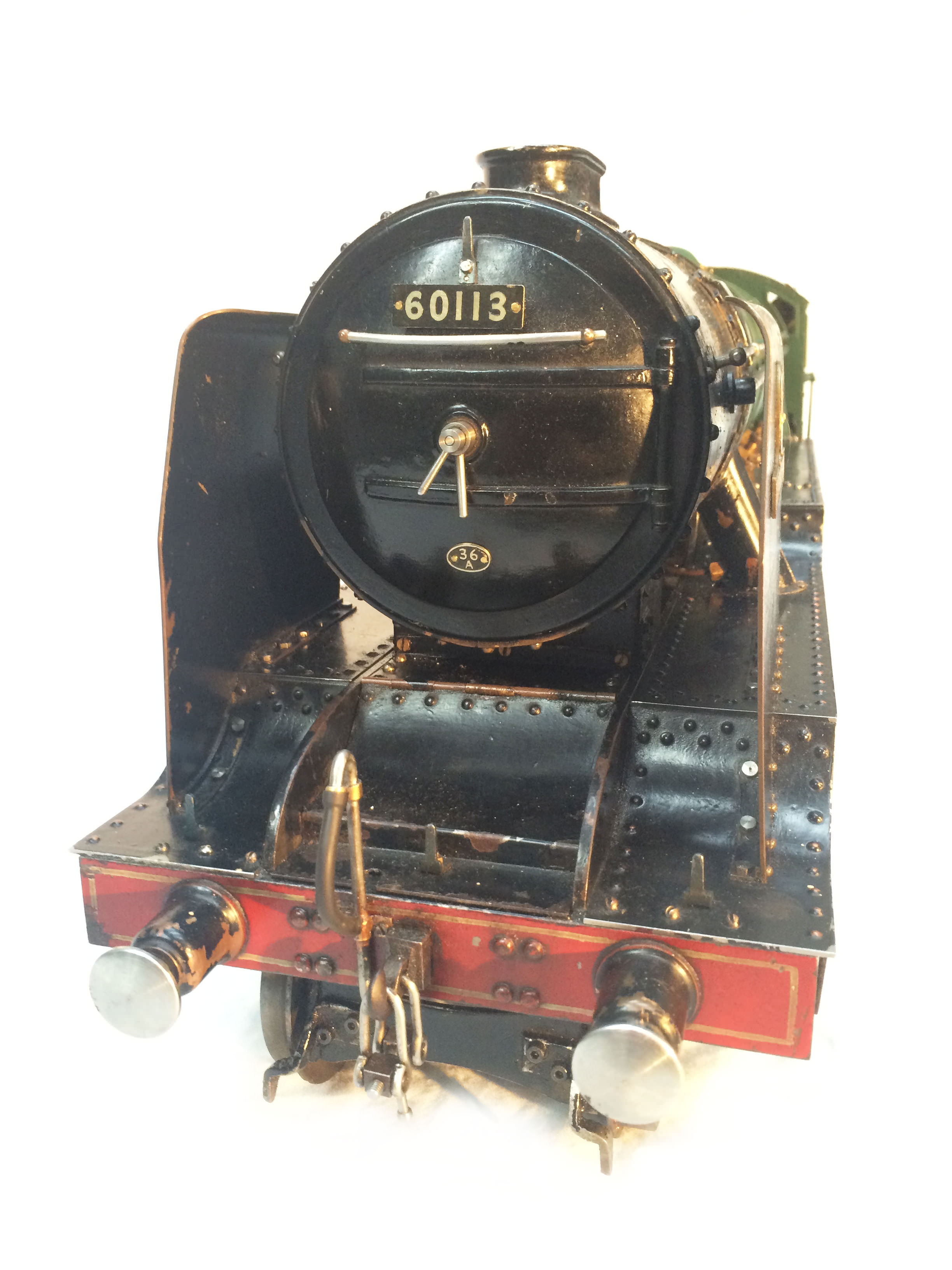 test 3 gauge LNER Thompton A1 Heilan Lassie for sale 20