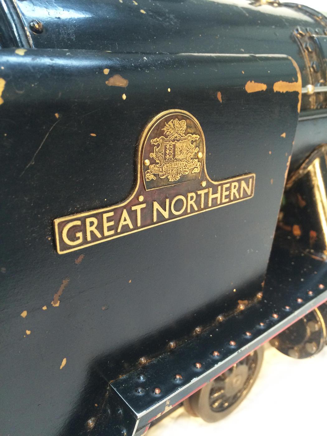 test 3 gauge LNER Thompton A1 Heilan Lassie for sale 21