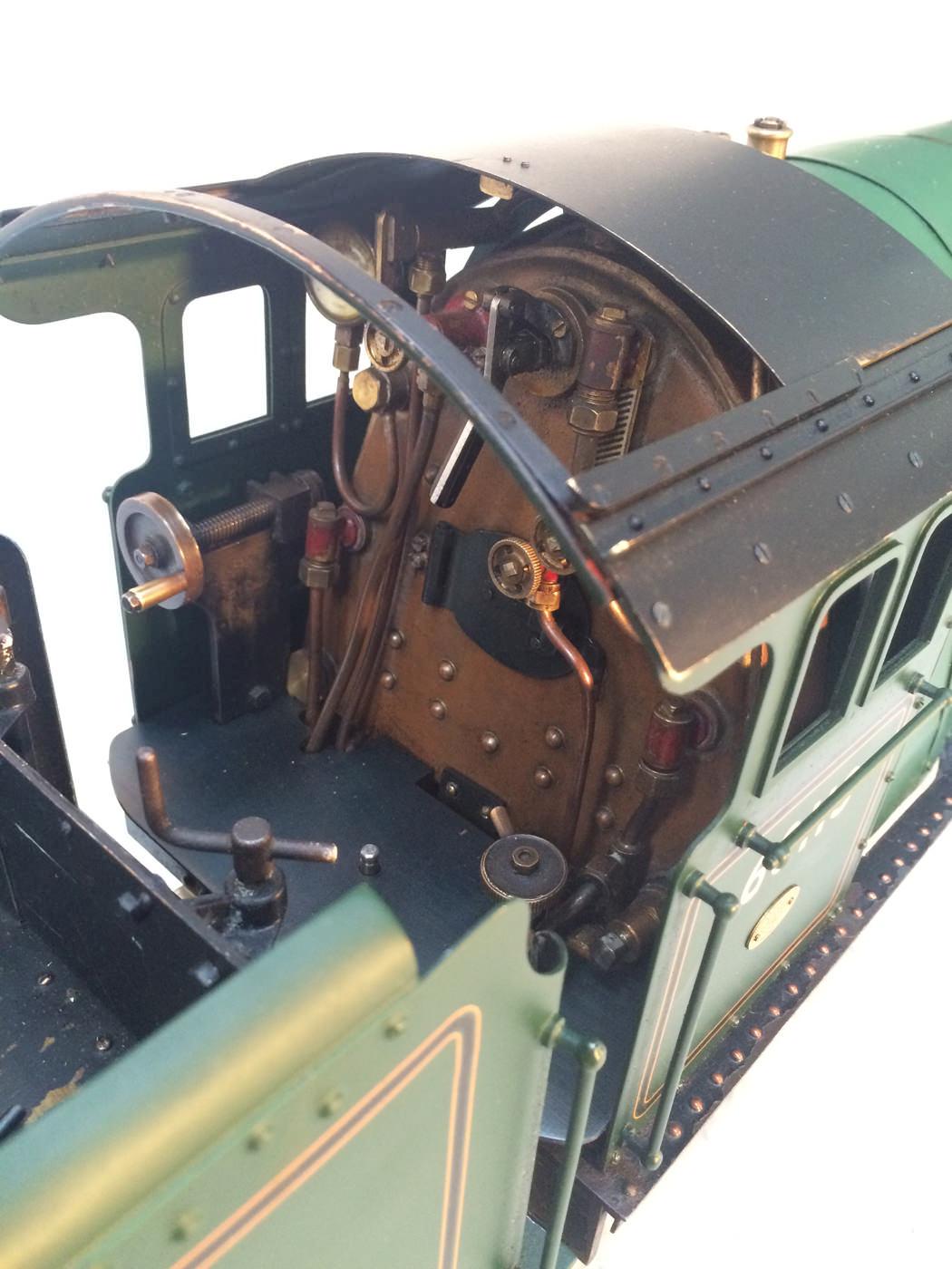 test 3 gauge LNER Thompton A1 Heilan Lassie for sale 23