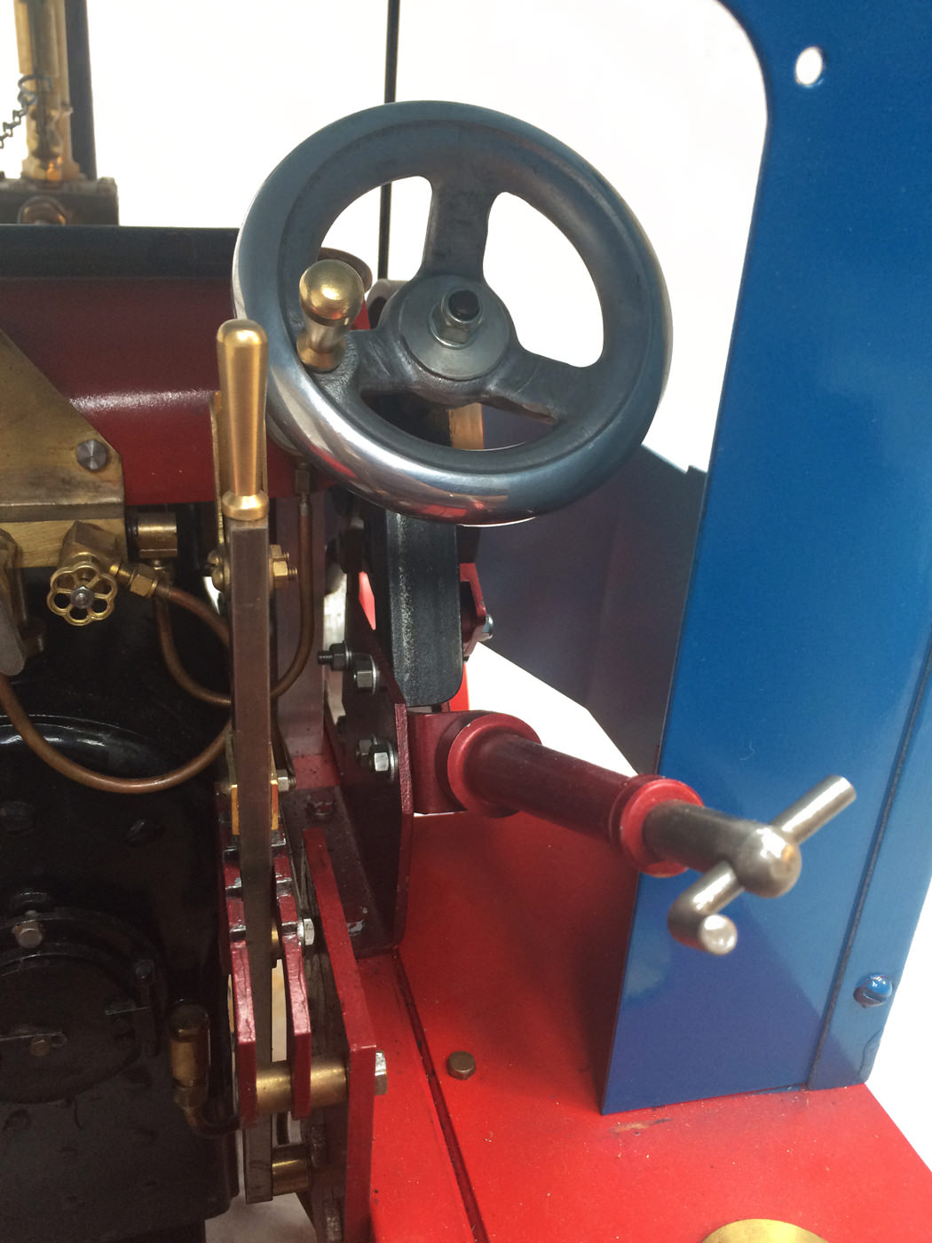test 2 scale foden steam lorry live steam model for sale 05