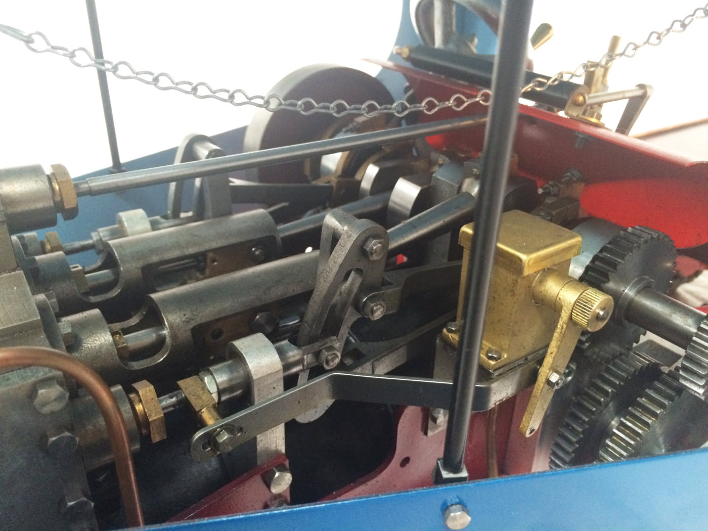 test 2 scale foden steam lorry live steam model for sale 18