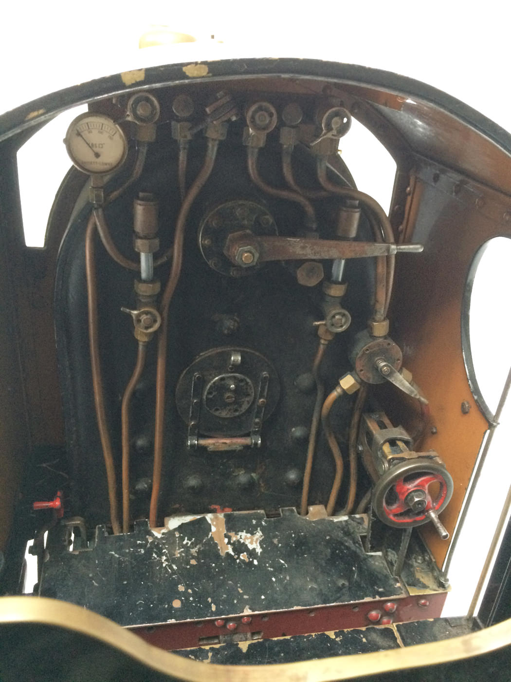 test 5 gauge maskelyne live steam locomotive for sale 02