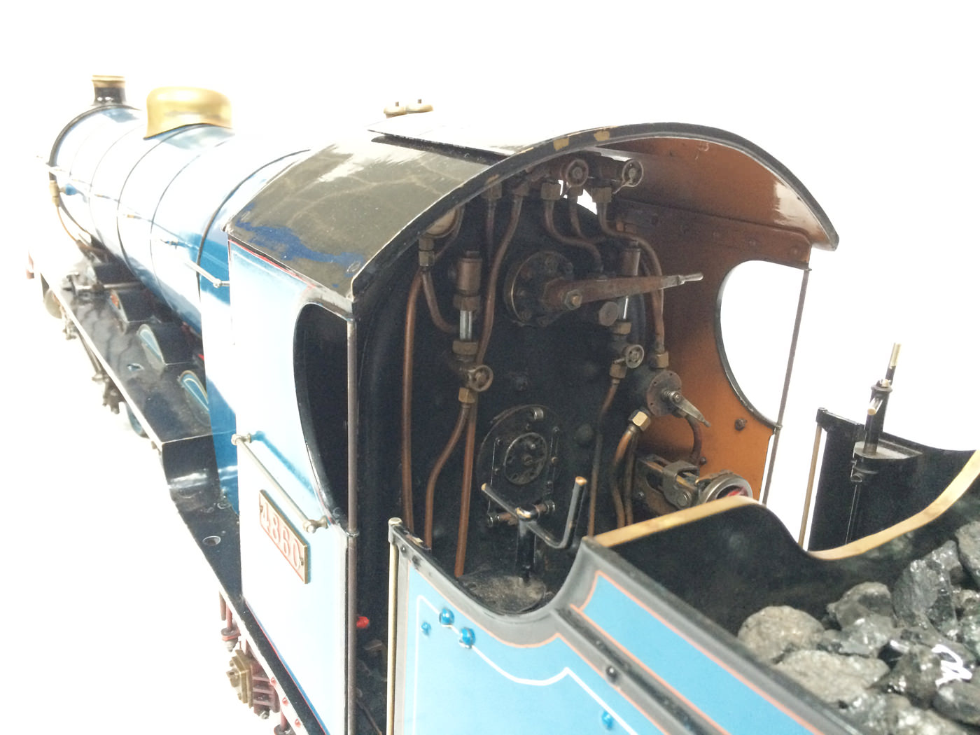 test 5 gauge maskelyne live steam locomotive for sale 03