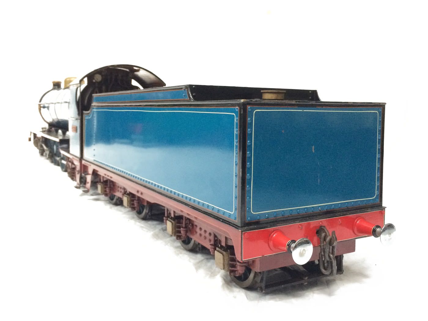 test 5 gauge maskelyne live steam locomotive for sale 05
