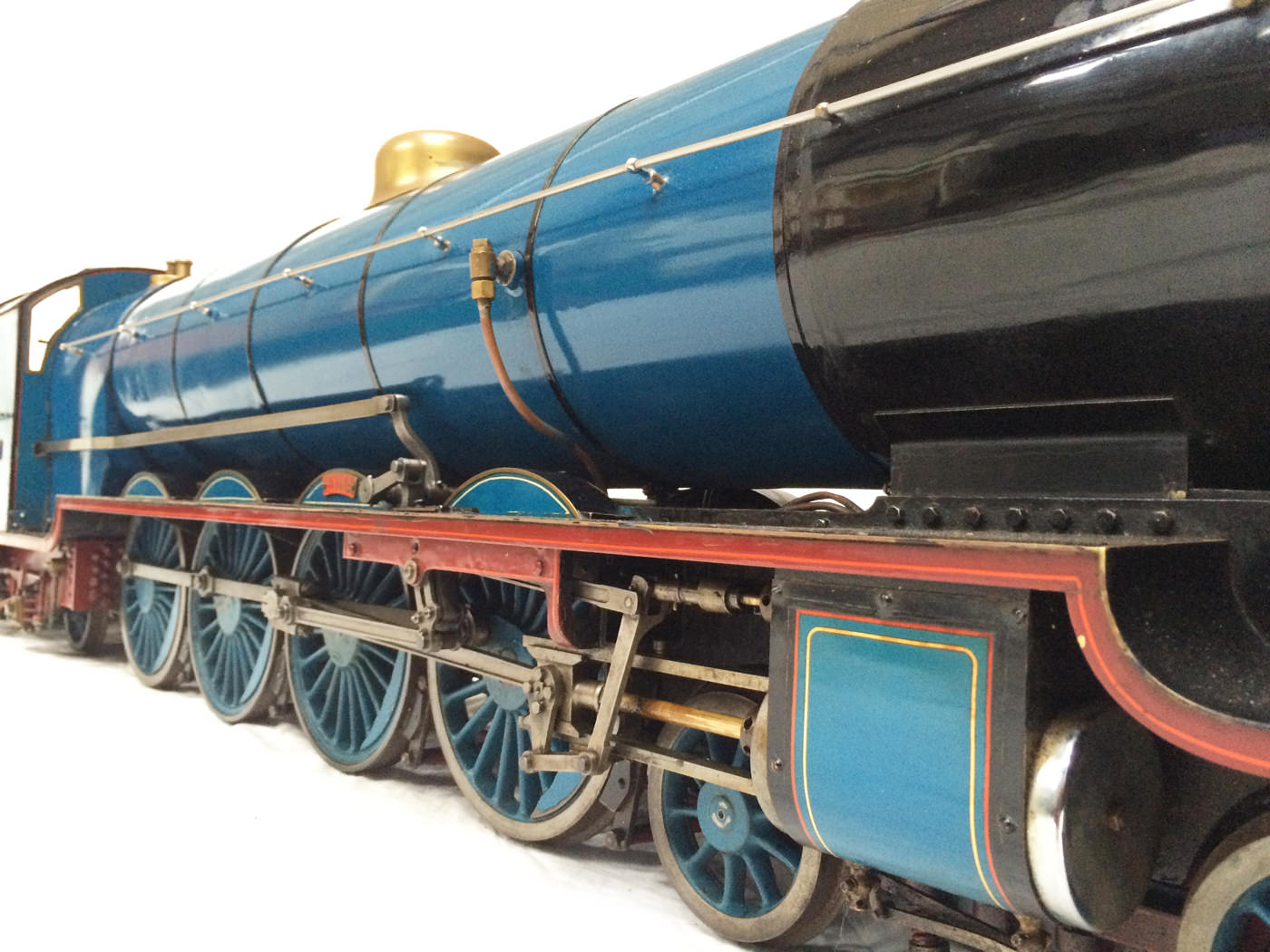 test 5 gauge maskelyne live steam locomotive for sale 10
