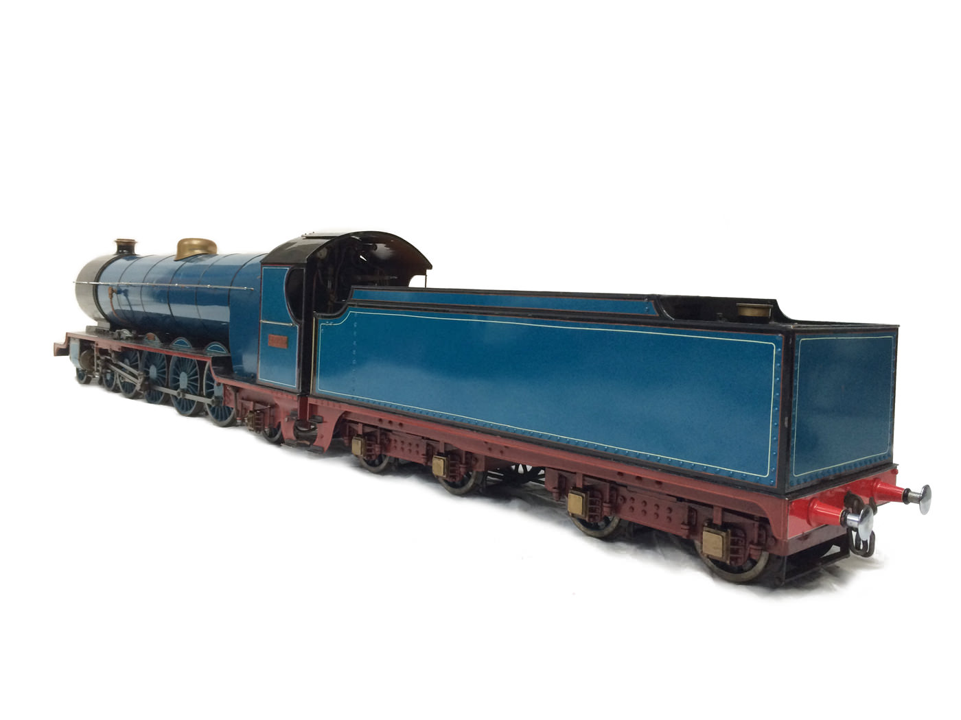 test 5 gauge maskelyne live steam locomotive for sale 13
