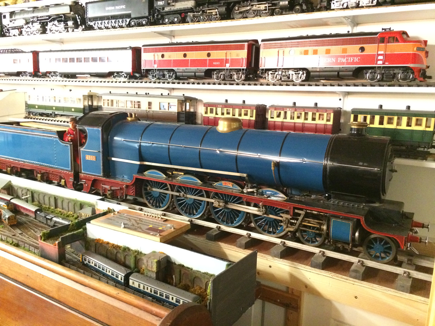 test 5 gauge maskelyne live steam locomotive for sale 18