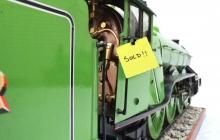test 3 1/2″ LNER A3