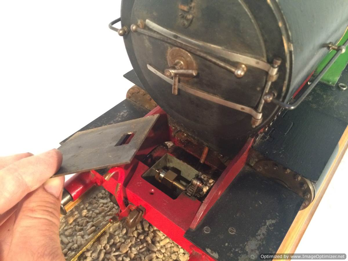 test 3 and a half inch gauge LBSC Maisie LNER C1 Atlantic for sale 08-Optimized