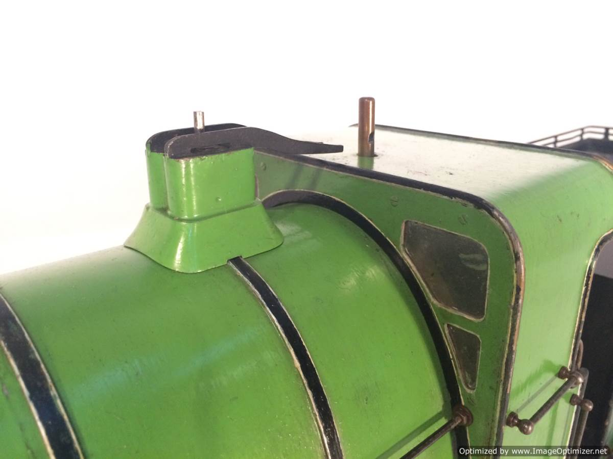 test 3 and a half inch gauge LBSC Maisie LNER C1 Atlantic for sale 09-Optimized