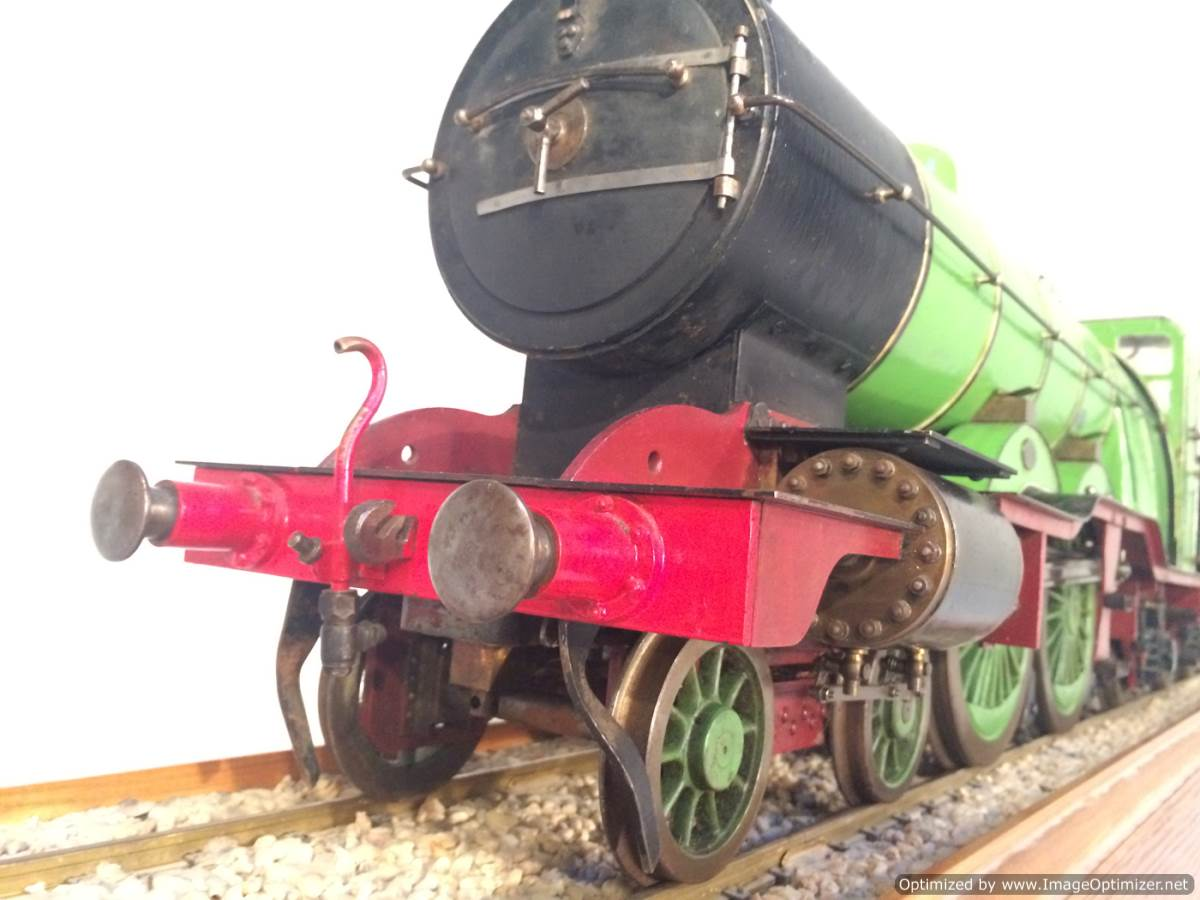 test 3 and a half inch gauge LBSC Maisie LNER C1 Atlantic for sale 14-Optimized
