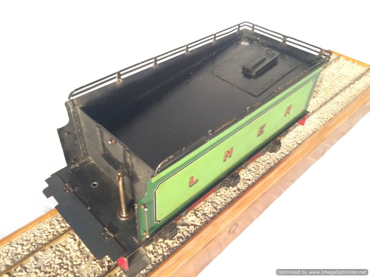 test 3 and a half inch gauge LBSC Maisie LNER C1 Atlantic for sale 17-Optimized