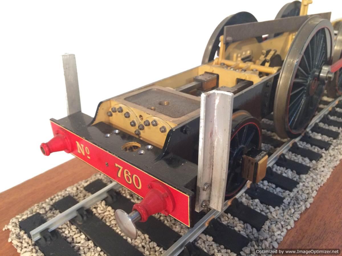 test 3 gauge NER T26 LBSC Petrolea live steam locomotive for sale 02-Optimized-1