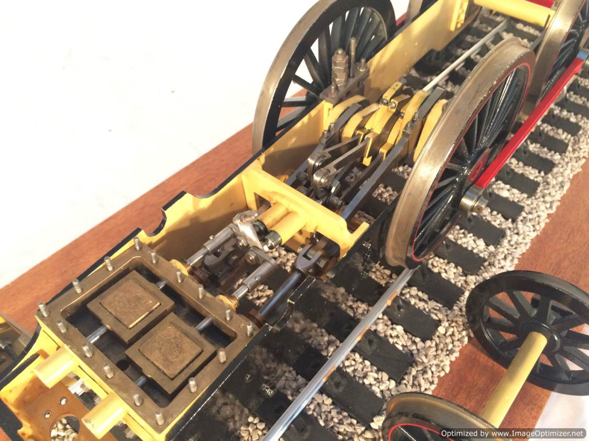 test 3 gauge NER T26 LBSC Petrolea live steam locomotive for sale 07-Optimized-1