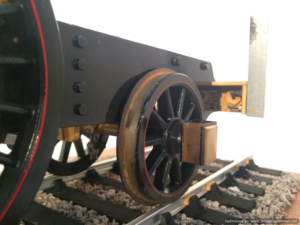 test 3 gauge NER T26 LBSC Petrolea live steam locomotive for sale 08-Optimized-1