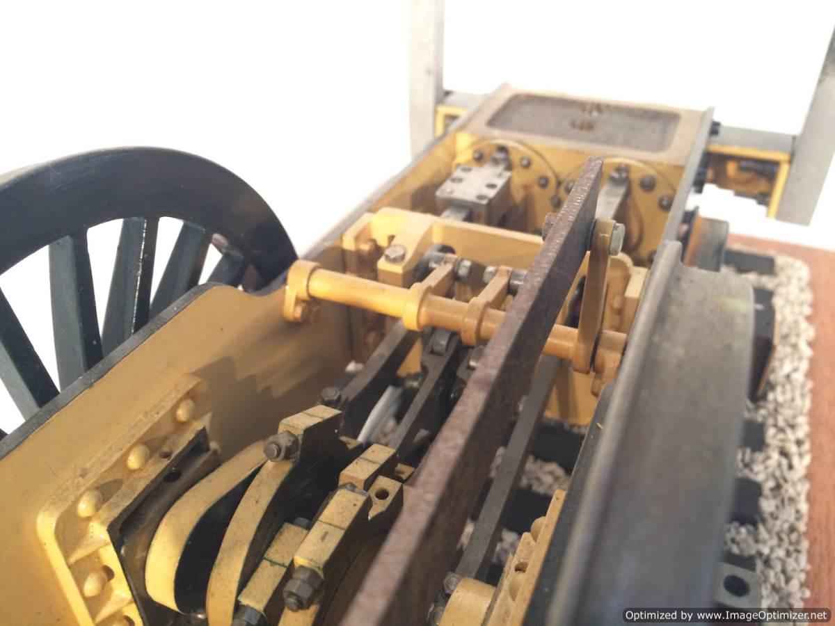 test 3 gauge NER T26 LBSC Petrolea live steam locomotive for sale 10-Optimized-1