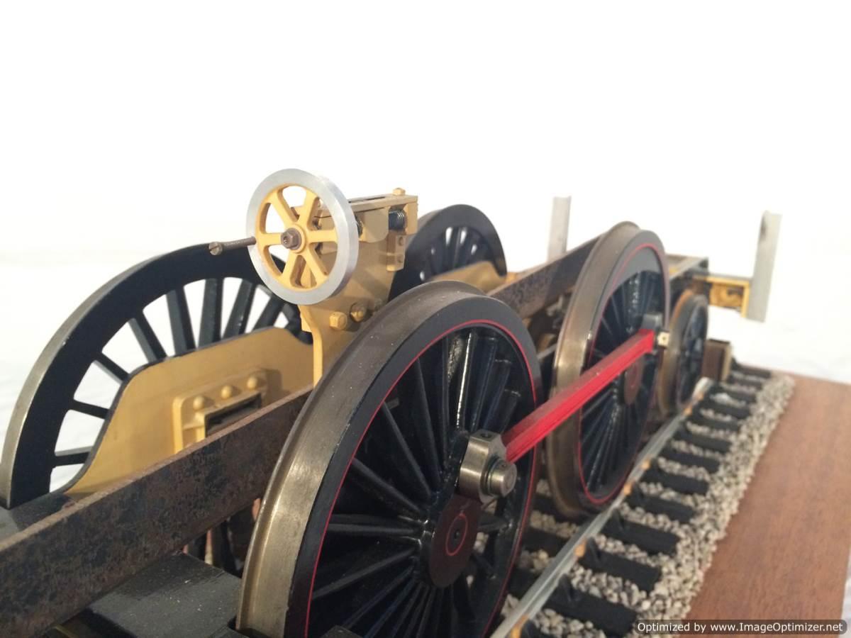 test 3 gauge NER T26 LBSC Petrolea live steam locomotive for sale 11-Optimized-1
