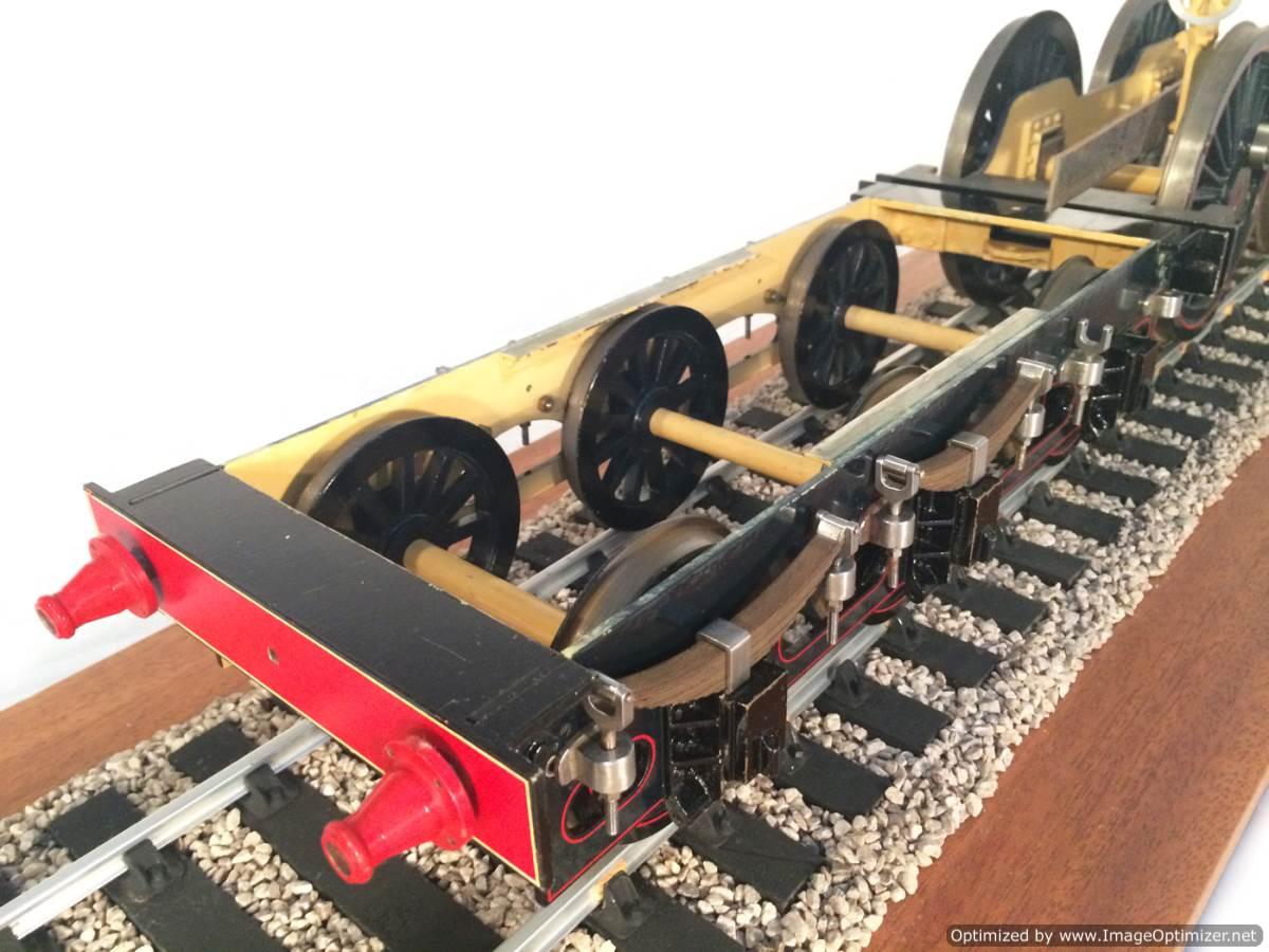 test 3 gauge NER T26 LBSC Petrolea live steam locomotive for sale 12-Optimized-1