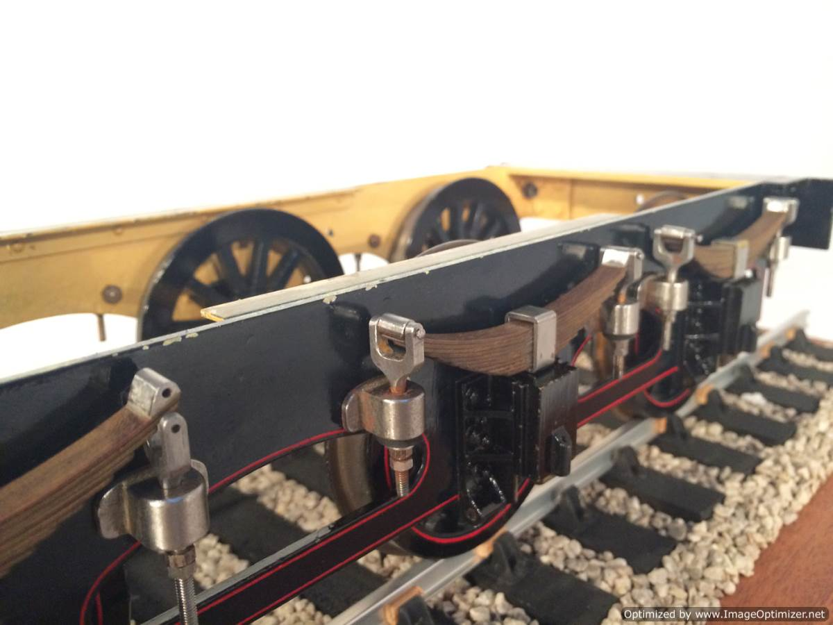 test 3 gauge NER T26 LBSC Petrolea live steam locomotive for sale 16-Optimized