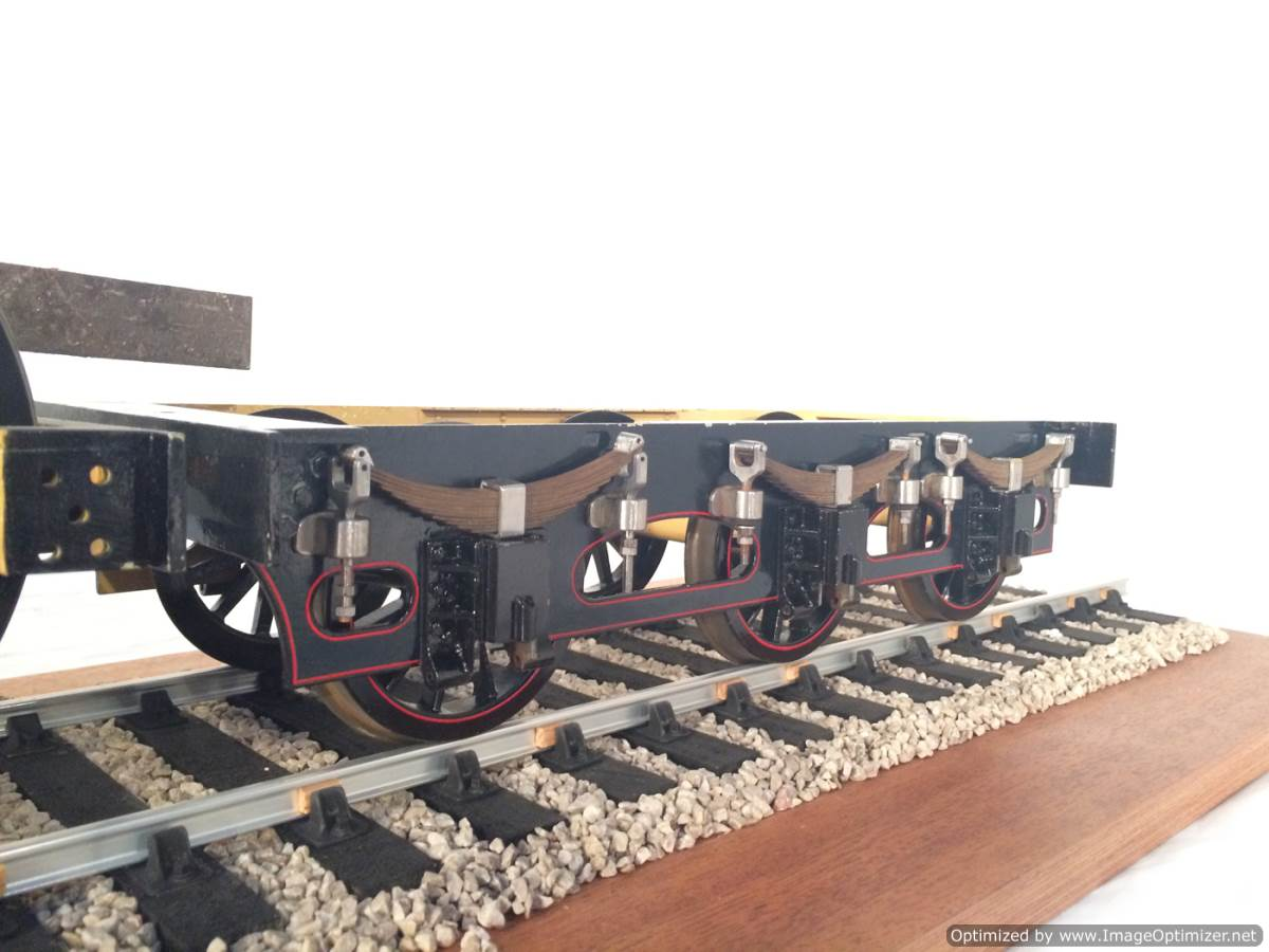 test 3 gauge NER T26 LBSC Petrolea live steam locomotive for sale 17-Optimized