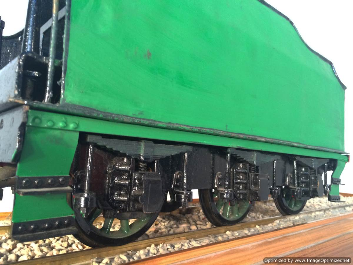 test 3 gauge Southern Schools class live steam model for sale 04-Optimized