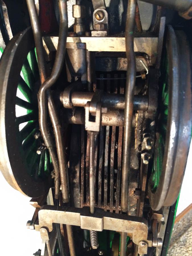 test 3 gauge Southern Schools class live steam model for sale 08-Optimized
