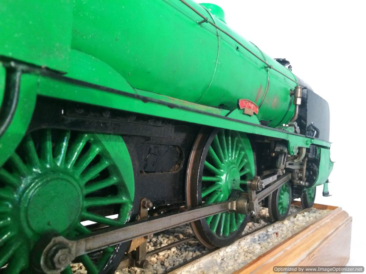test 3 gauge Southern Schools class live steam model for sale 17-Optimized