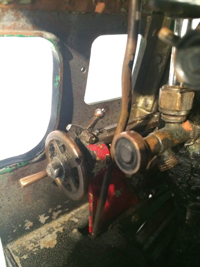 test 3 gauge Southern Schools class live steam model for sale 19-Optimized