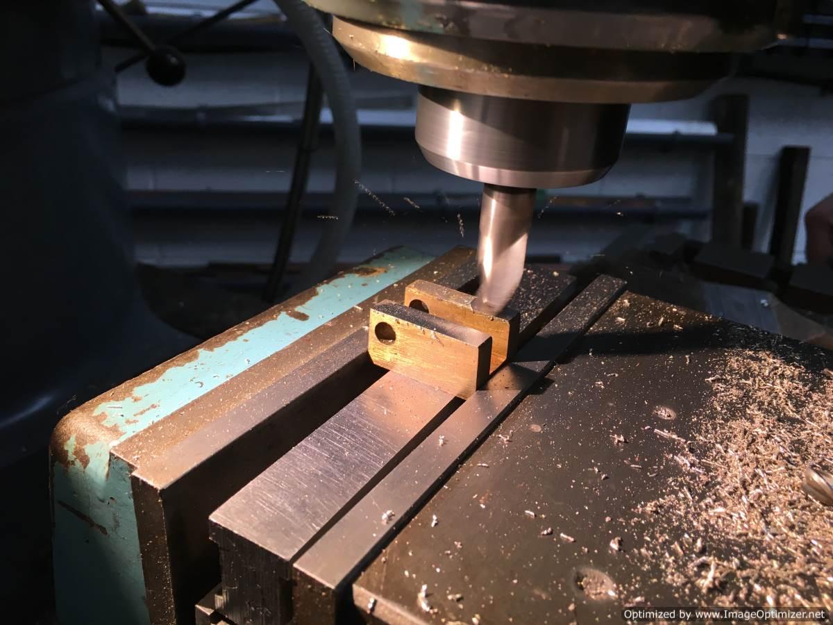 test 3 half inch gauge LMS Jubilee rebuild skimming the valves-Optimized
