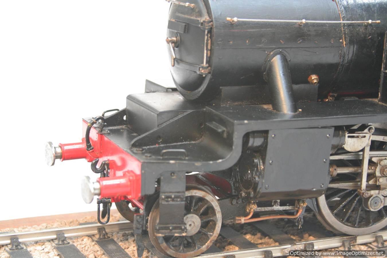 test 3 & a half inch gauge LMS Stanier class 4 tank Martin Evans Jubilee steam model for sale 15-Optimized