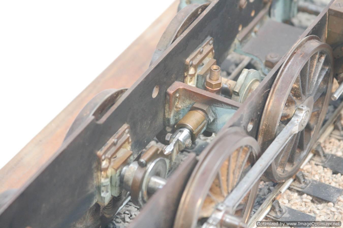 test 3 and a half inch gauge LNER L1 steam model for sale 01-Optimized
