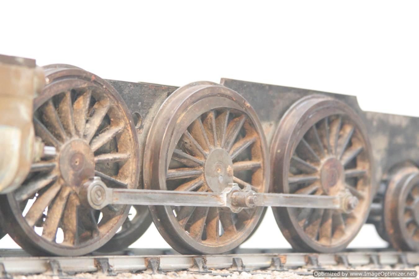 test 3 and a half inch gauge LNER L1 steam model for sale 02-Optimized
