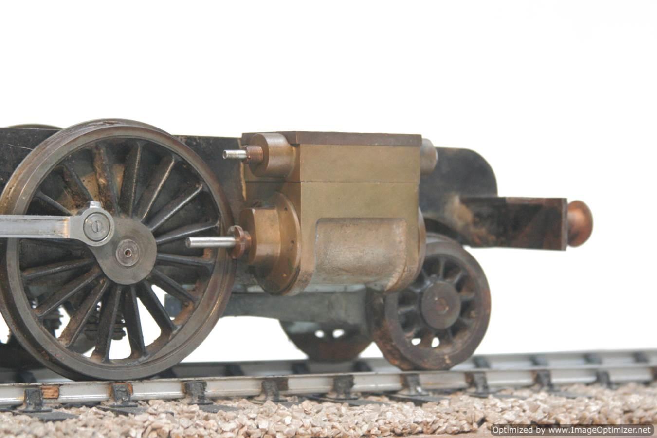test 3 and a half inch gauge LNER L1 steam model for sale 03-Optimized
