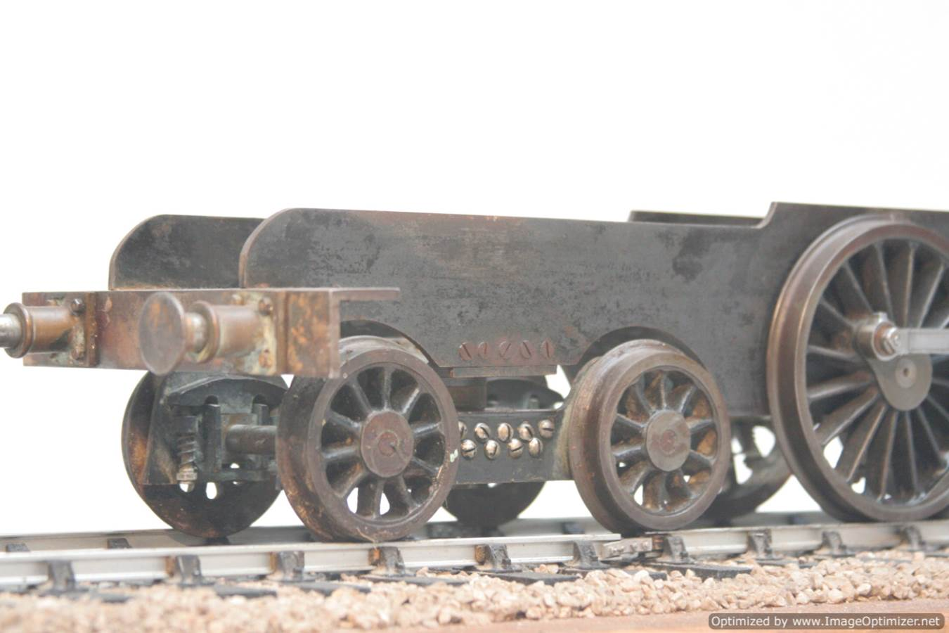 test 3 and a half inch gauge LNER L1 steam model for sale 04-Optimized