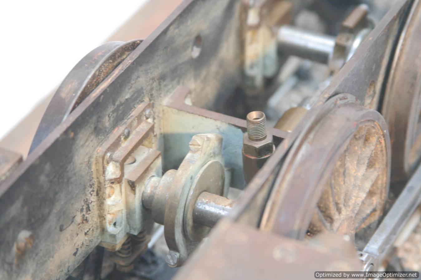 test 3 and a half inch gauge LNER L1 steam model for sale 05-Optimized
