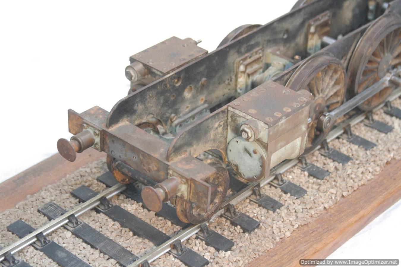 test 3 and a half inch gauge LNER L1 steam model for sale 06-Optimized