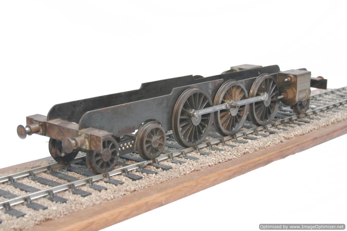 test 3 and a half inch gauge LNER L1 steam model for sale 07-Optimized