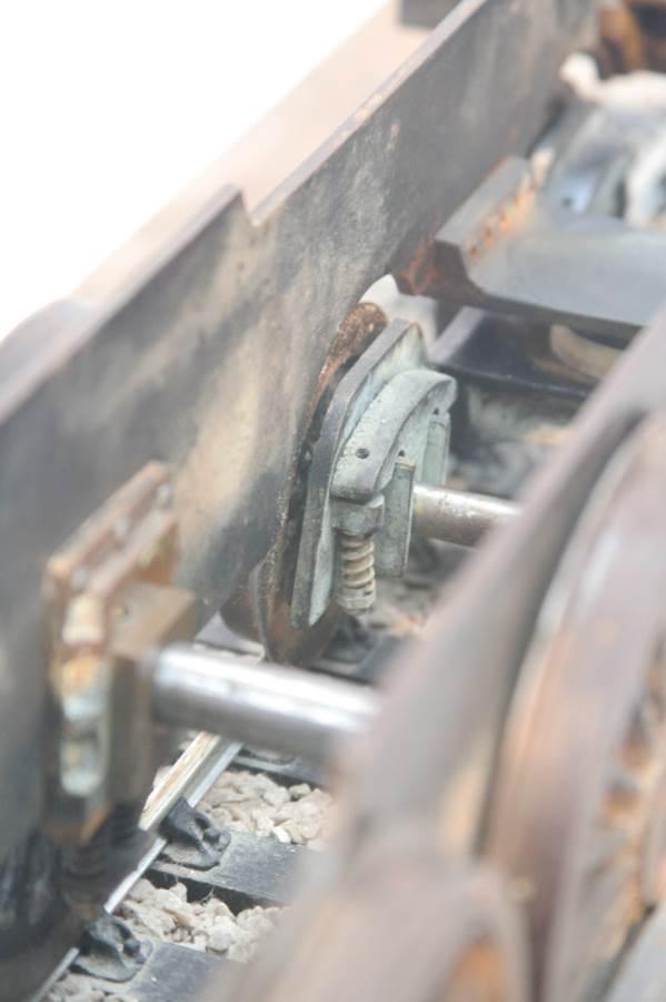 test 3 and a half inch gauge LNER L1 steam model for sale 08-Optimized