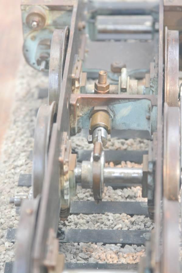 test 3 and a half inch gauge LNER L1 steam model for sale 09-Optimized
