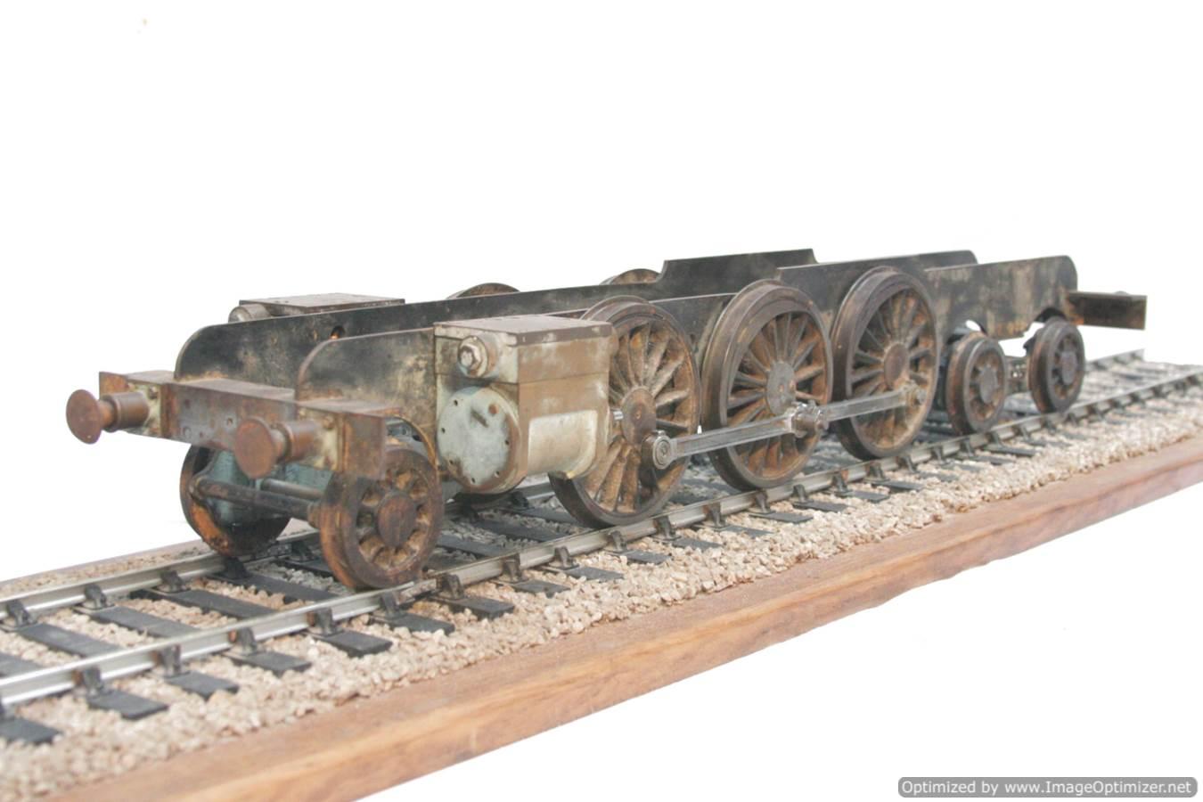 test 3 and a half inch gauge LNER L1 steam model for sale 10-Optimized