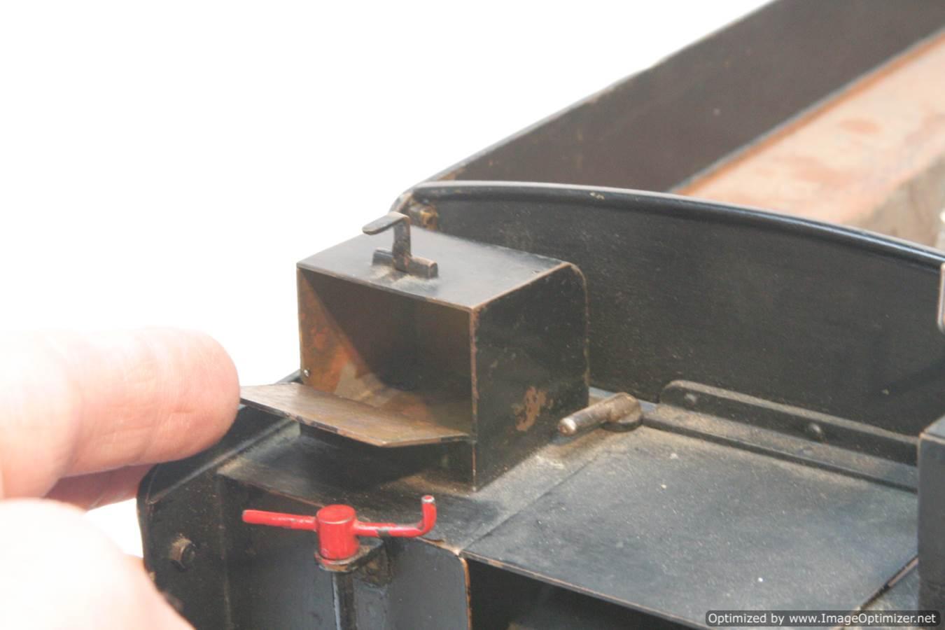 test 3 and a half inch gauge LNER V2 Green Arrow live steam model for sale 02-Optimized