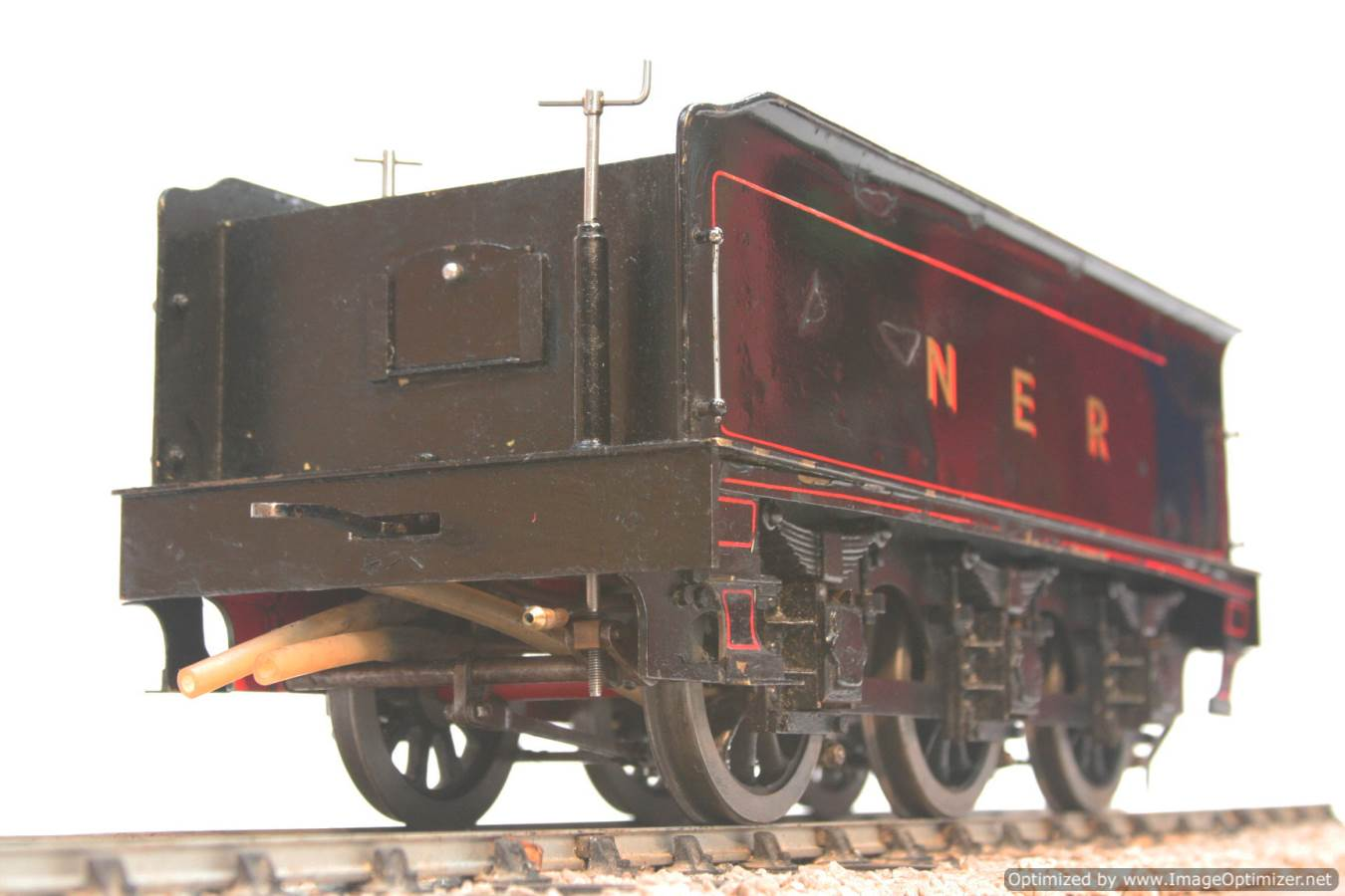 test live steam model for sale 3 and a half inch gauge LBSC Netta locomotive 03-Optimized