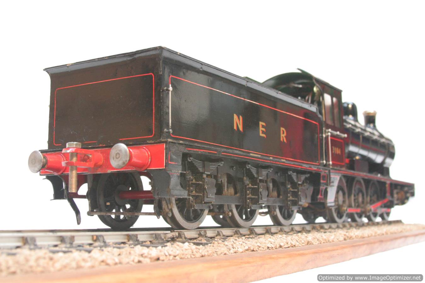 test live steam model for sale 3 and a half inch gauge LBSC Netta locomotive 15-Optimized