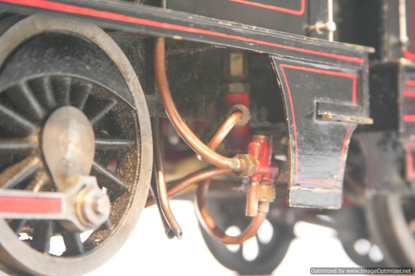 test live steam model for sale 3 and a half inch gauge LBSC Netta locomotive 16-Optimized