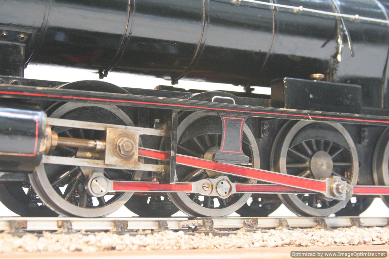 test live steam model for sale 3 and a half inch gauge LBSC Netta locomotive 17-Optimized