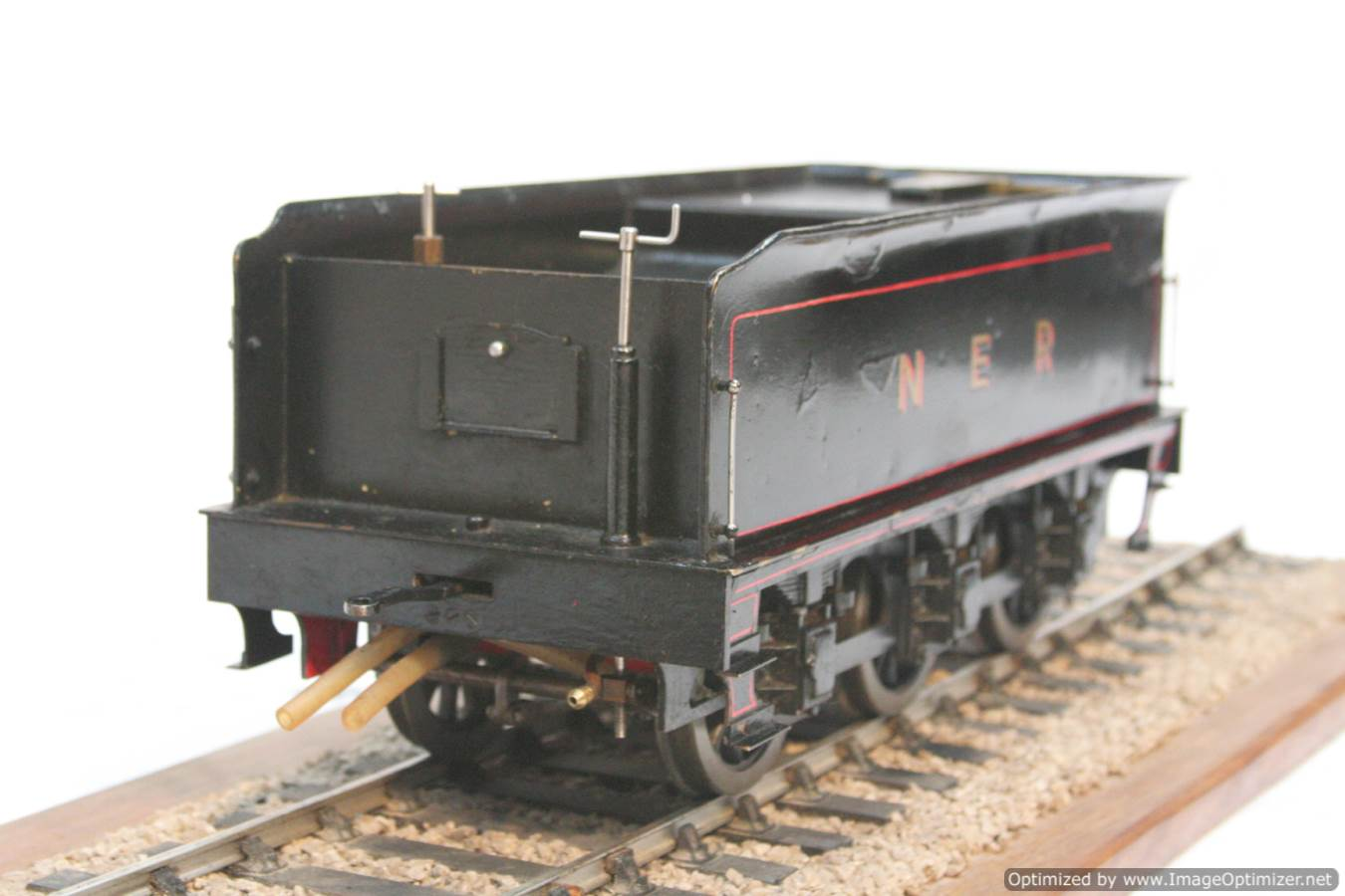 test live steam model for sale 3 and a half inch gauge LBSC Netta locomotive 18-Optimized