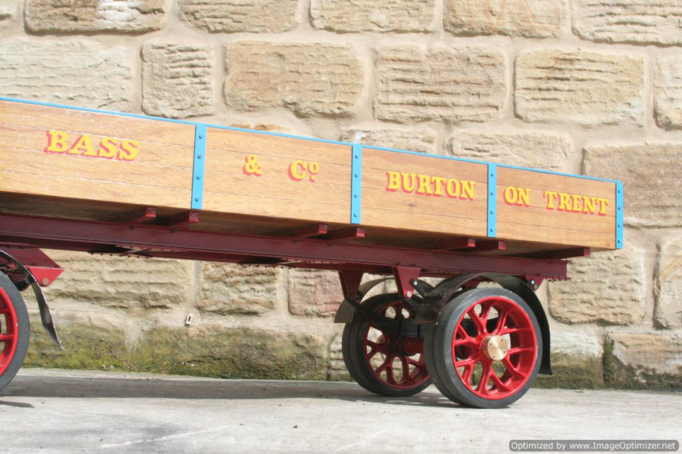 test 2 inch scale Clayton undertype lorry live steam model for sale 19-Optimized