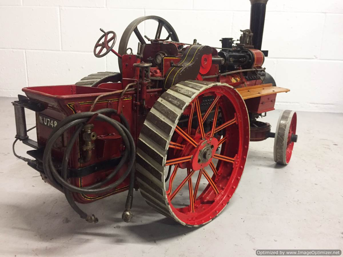 test royal-chester-live-steam-traction-engine-model-for-sale-02-optimized